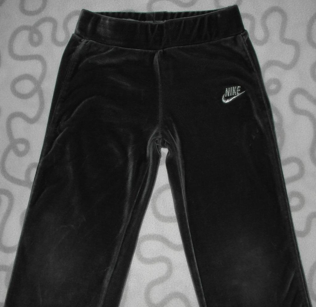Штаны велюровые Nike, 98-104 см
