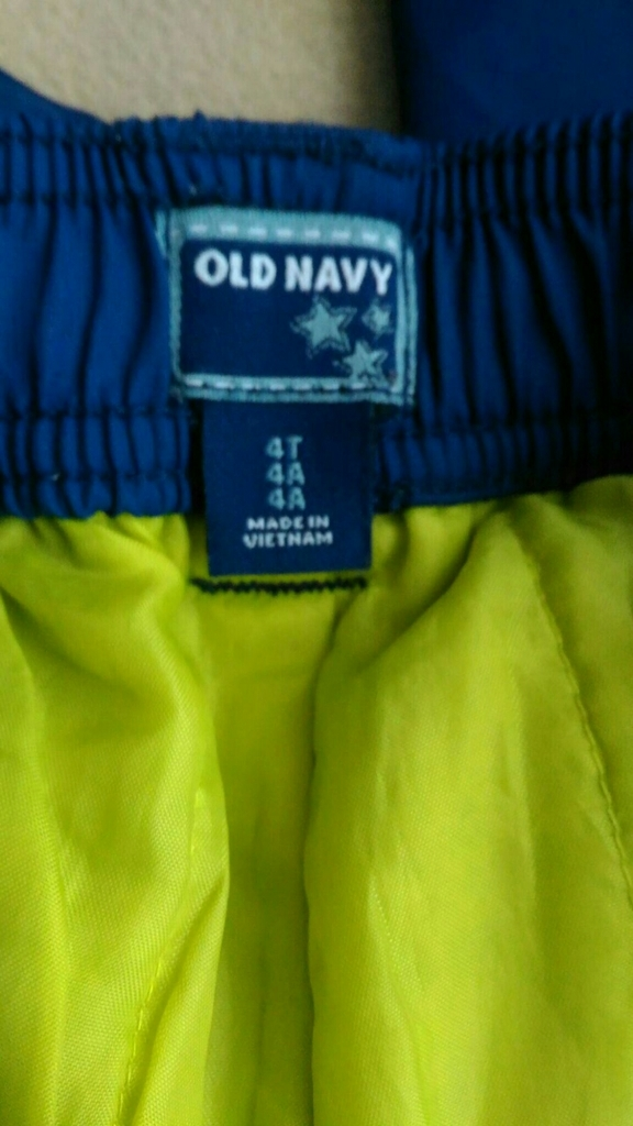 Брюки Old Navy, р.4Т