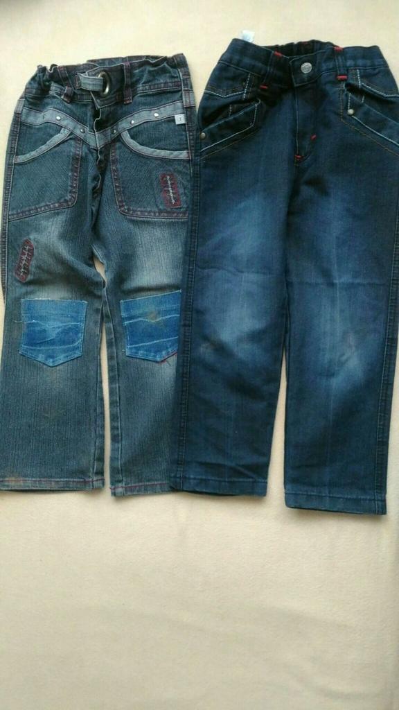 Брюки/джинсы на 98-110