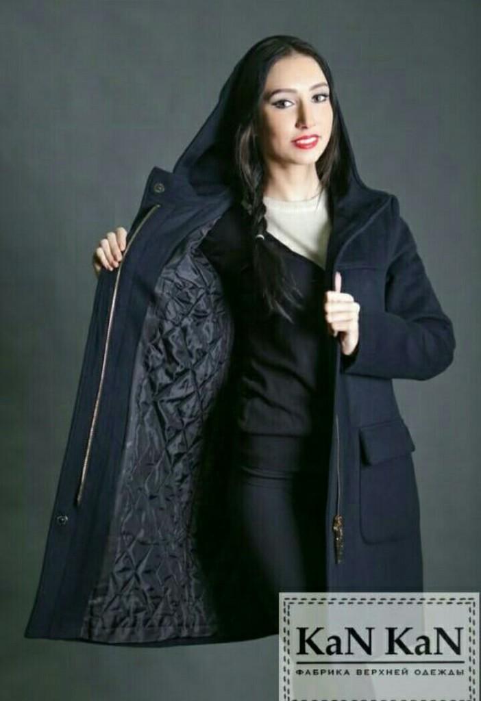 Зимнее пальто, р.50
