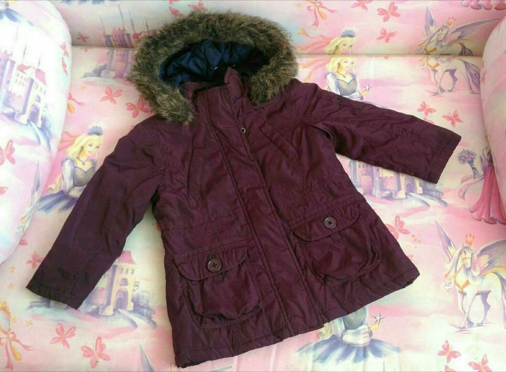 Куртка С&А, р.98
