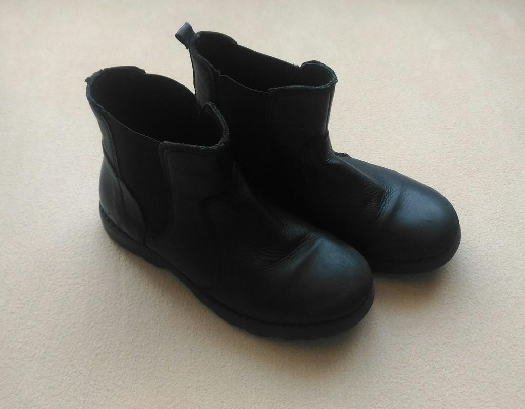 Кожаные ботинки Zara, p.30
