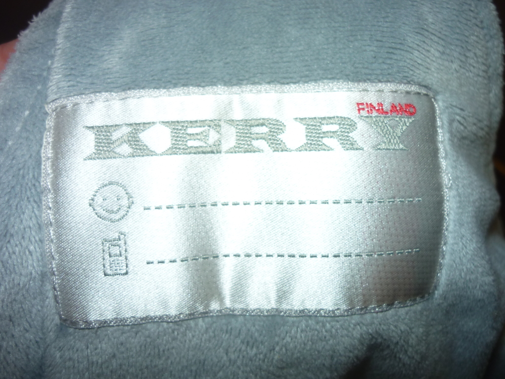 ПОЛУКОМБИНЕЗОН серый ф. KERRY / КЕРРИ  128 см .