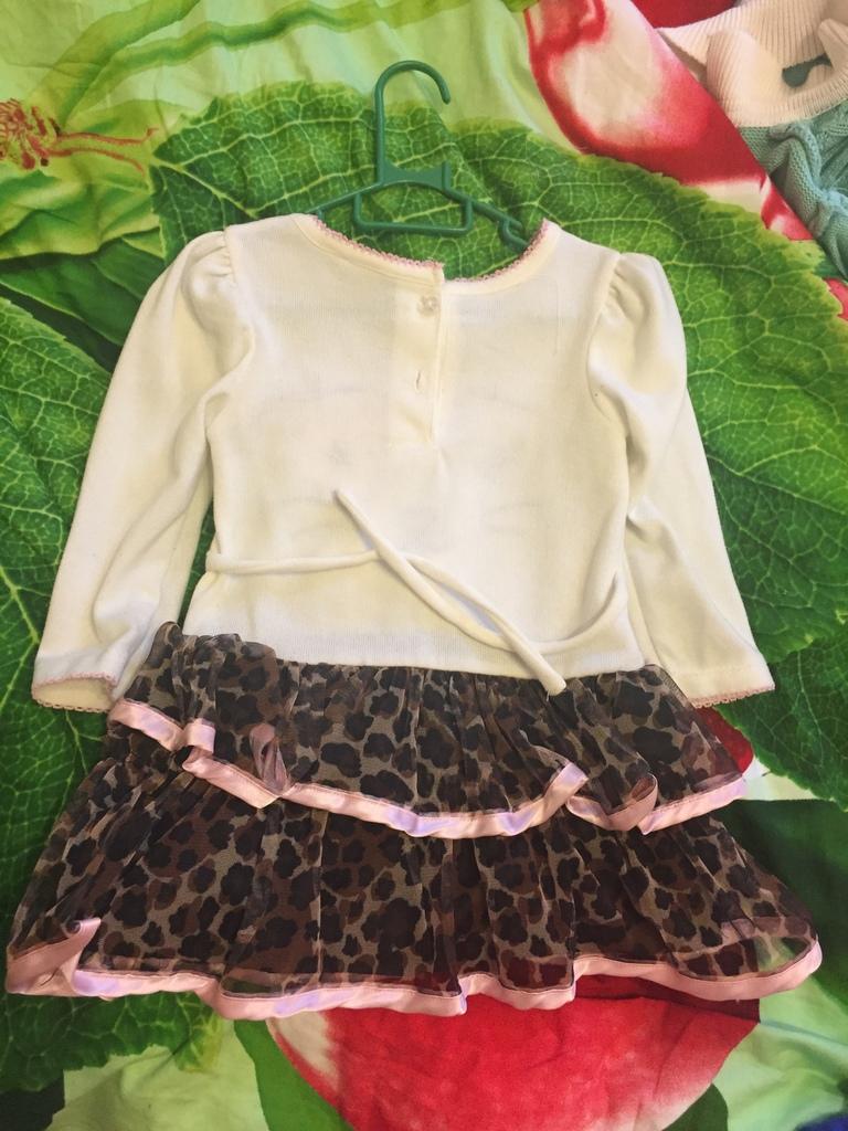 Платье -туника 24 мес