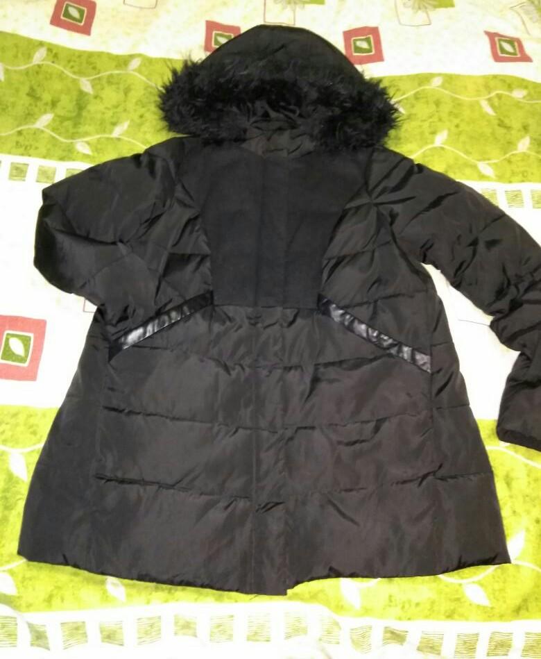 Куртка-пальто Инсити цвет черный не надеванная...