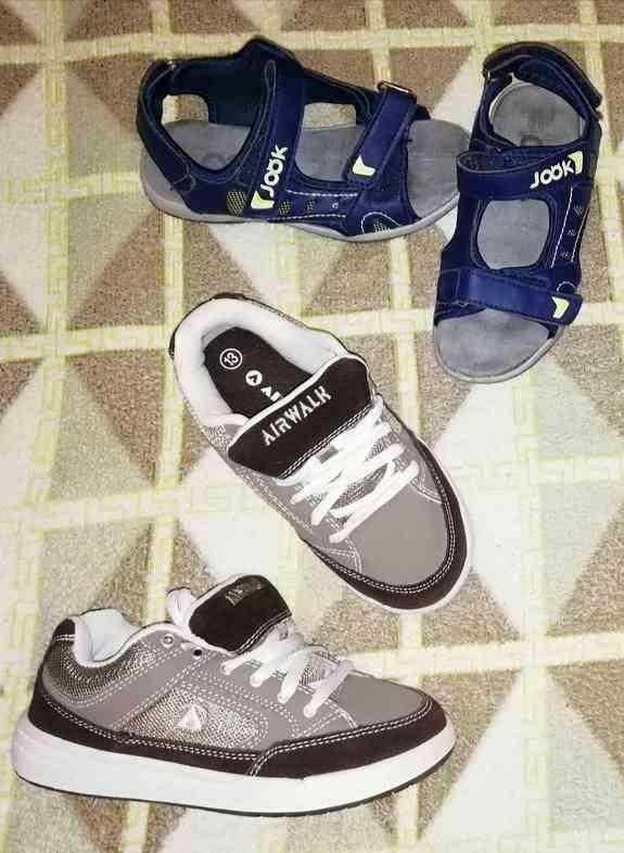 Новые сандали джук
