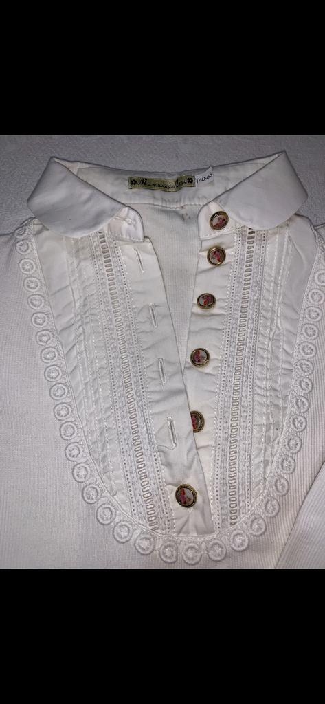 Блузки 2 шт. 134-140р.