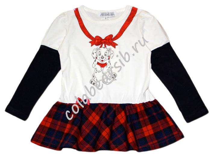новое платье Colabear 122 размер (110-116)