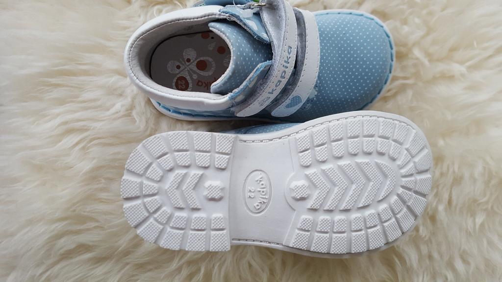Ботинки Kapika 22 размер новые