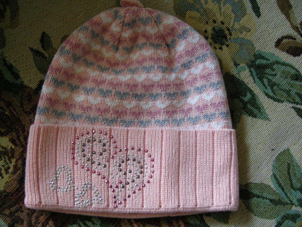 шапочки 46-48
