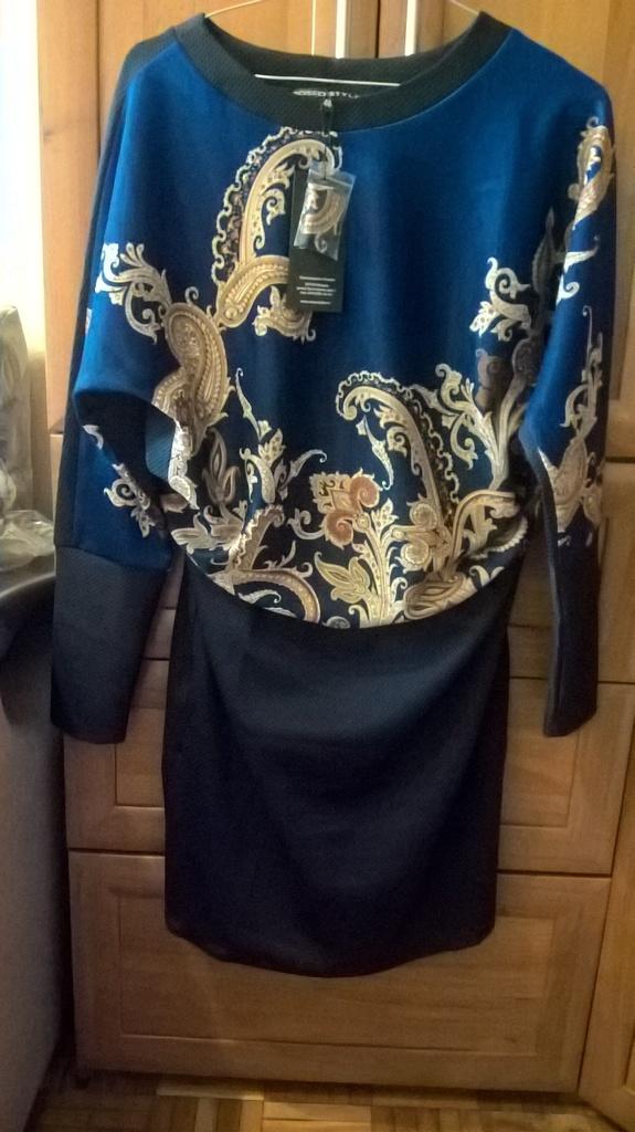 новое платье RossoStyle