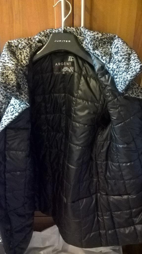 полупальто-куртка Argent