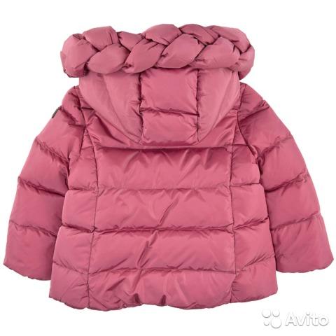 Новая куртка Il Gufo хитовые косы р. 5 лет 110 см