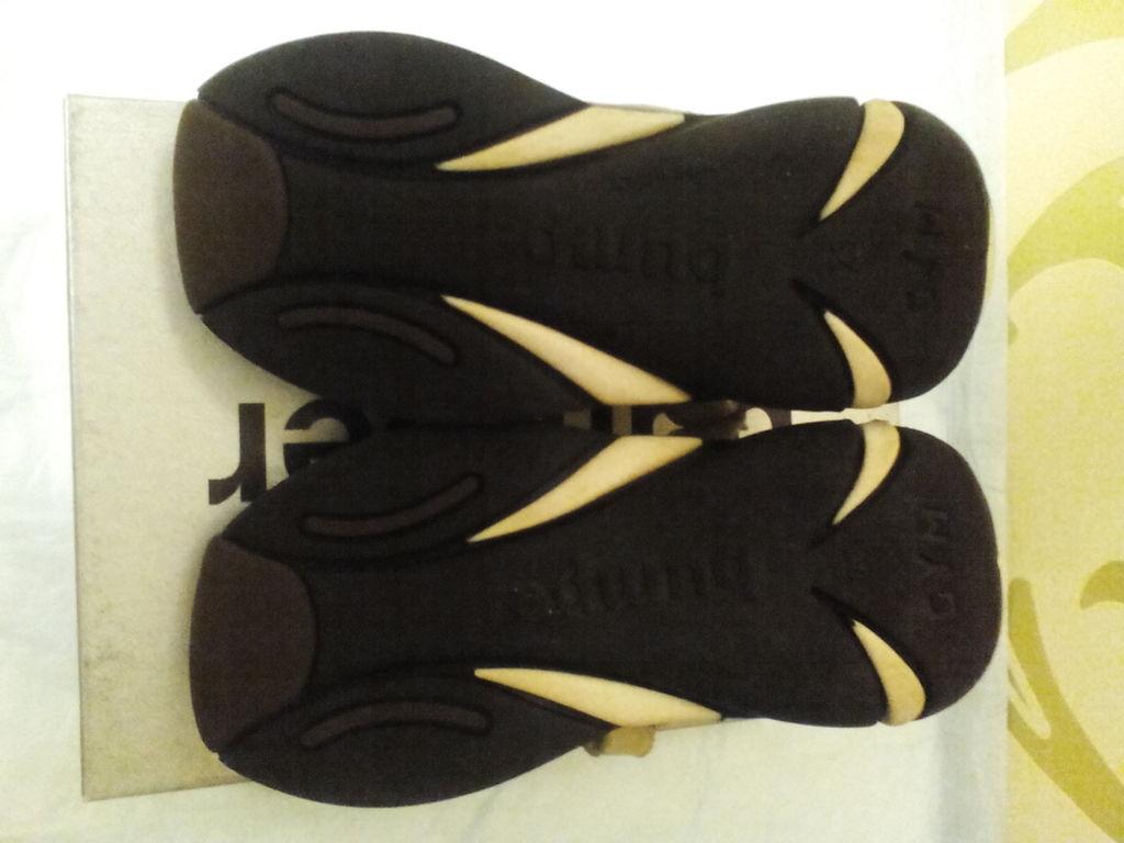 Кожаные полуботинки-туфли р 23 Италия 15,5  Bumper