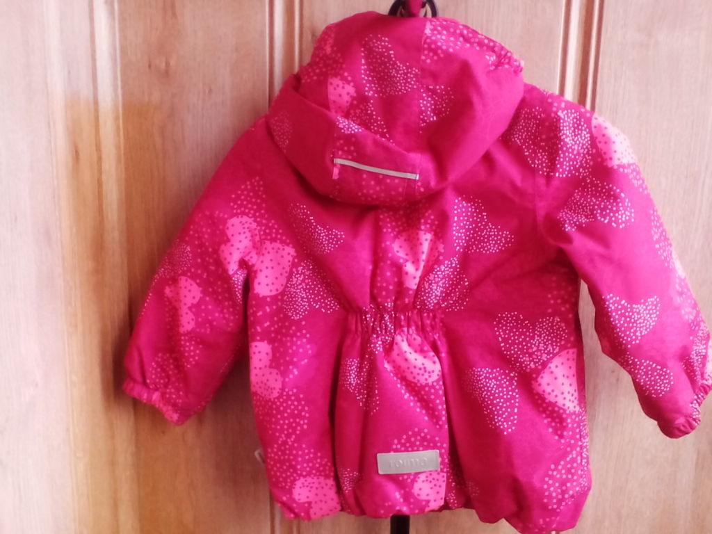 зимняя куртка Reimatec 92+6 Финляндия