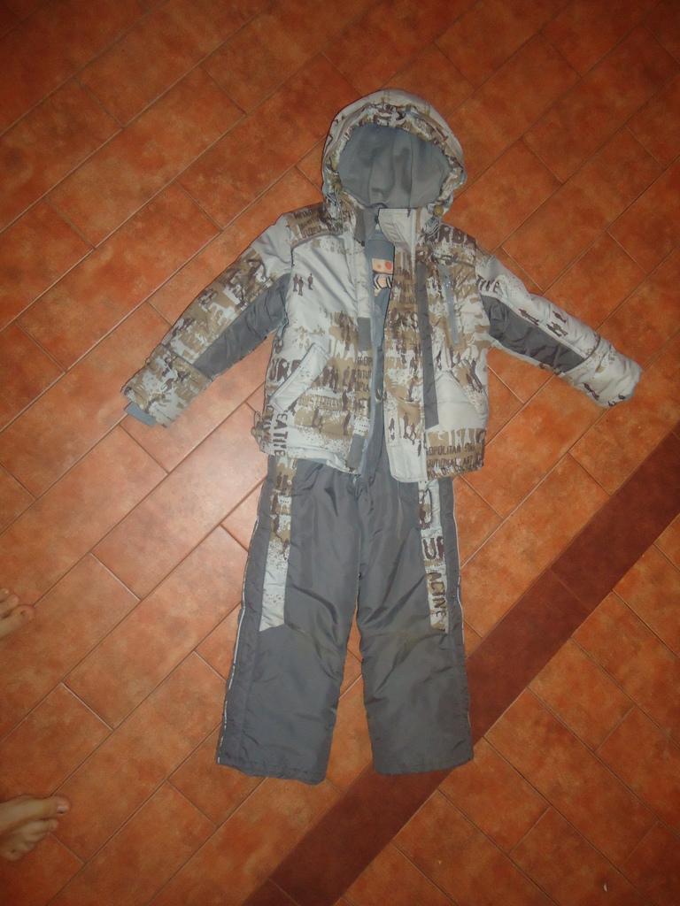 Зимний костюм тройка Батик