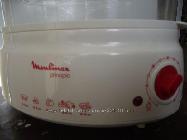 Пароварка Moulinex MV1000 Principio