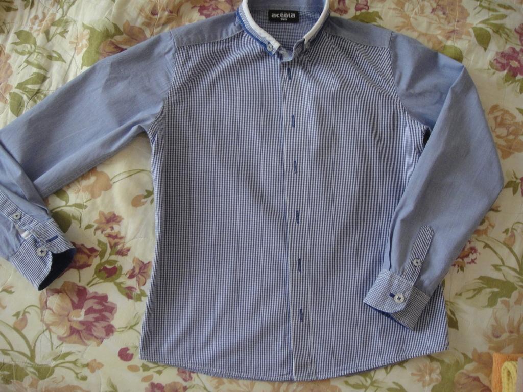 рубашки 134 размер