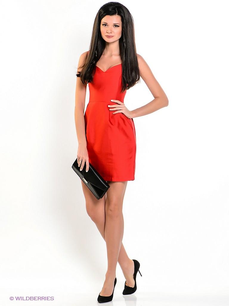 Зарина красные платья