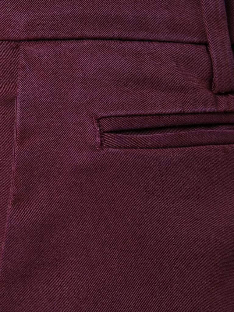Брюки Dondup размер 28 светлый бордо цвет
