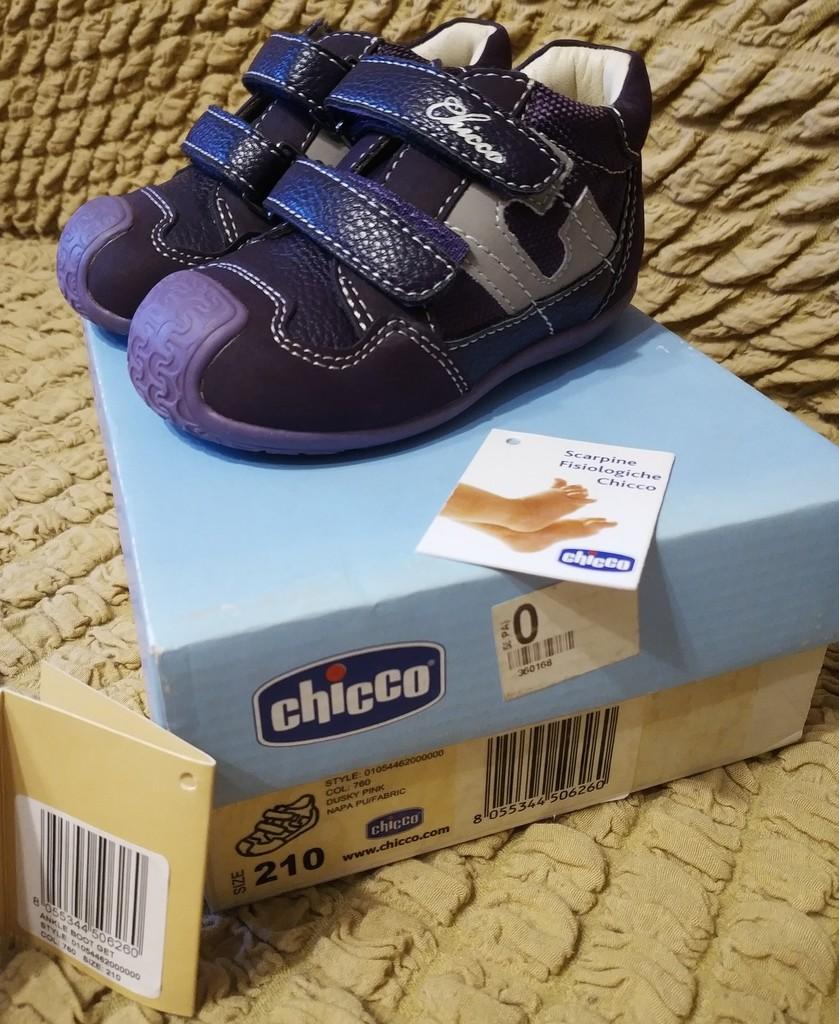 Кроссовки Chicco размер 21 (13 см)