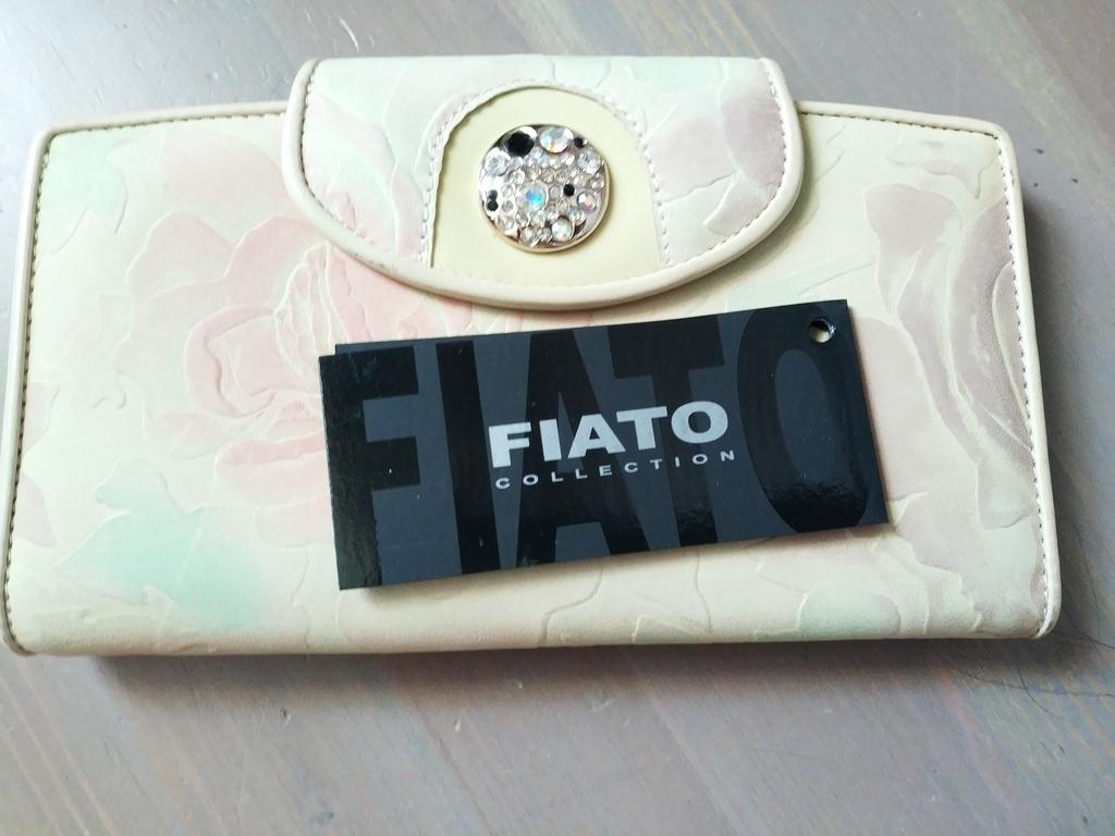 Кошелек Fiato 100% кожа Италия