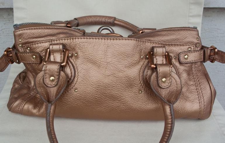 Кожаная женская сумка Chloe купить в Новокузнецке, цена