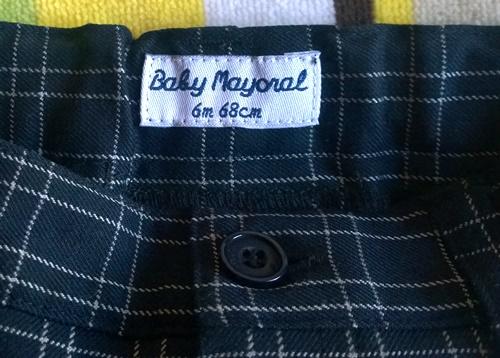 Новые шорты нарядные Mayoral(Испания)