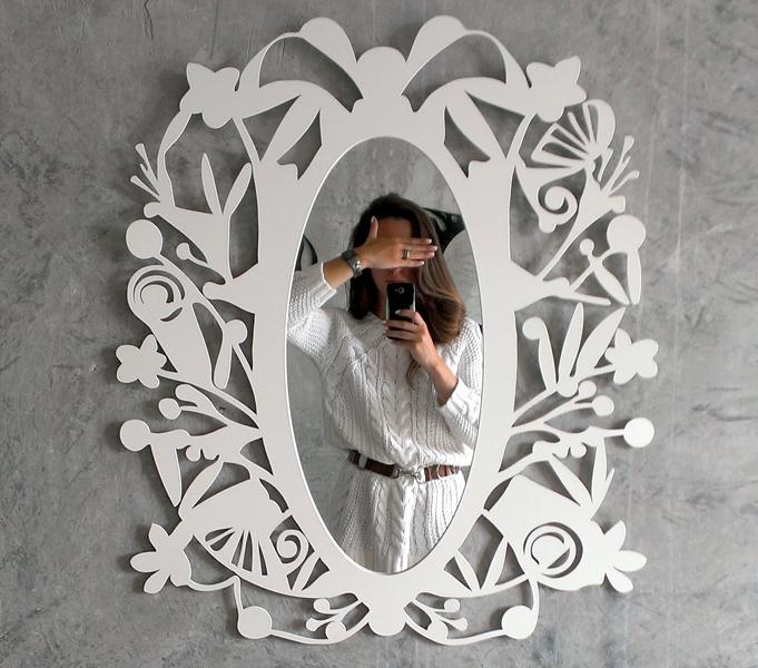 Зеркало FIORE