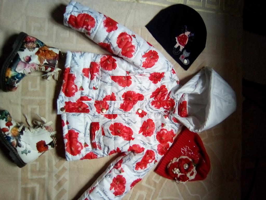 Комплект для модницы весна-осень р104