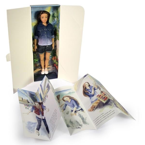 Кукла Ламмили - красота по-новому