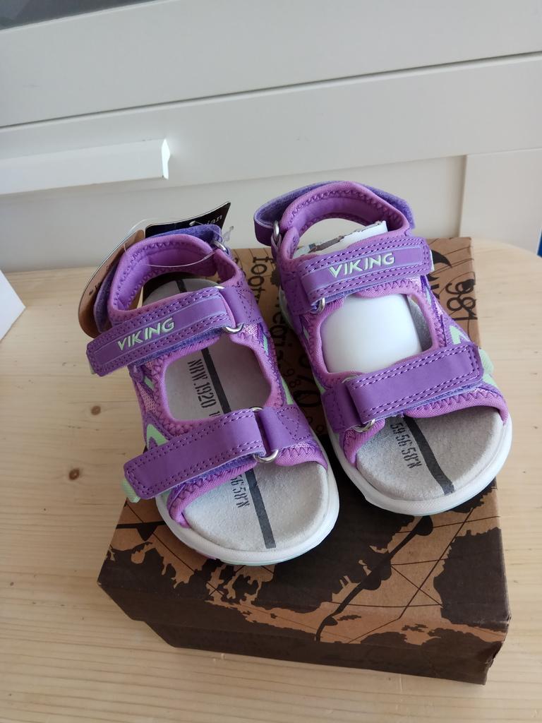 Новые босоножки сандалии viking
