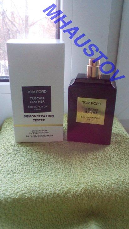Тестер Tom Ford Tuscan Leather 100 ml