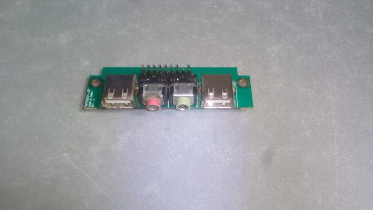 Дополнительная плата USB Audio