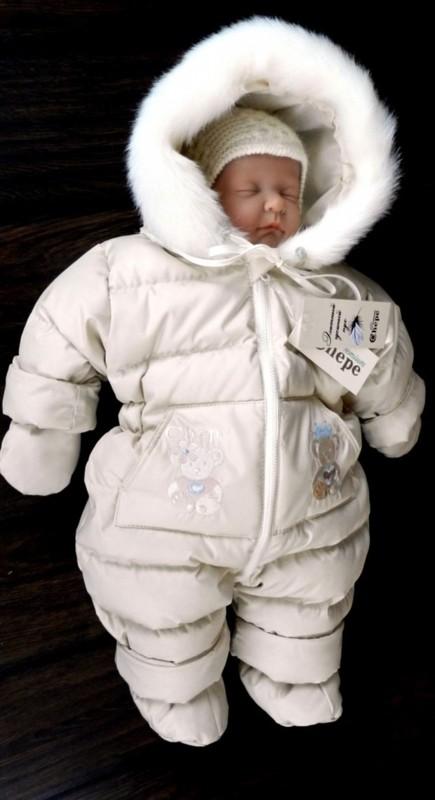 Комбинезоны для новорожденных осень зима на выписку