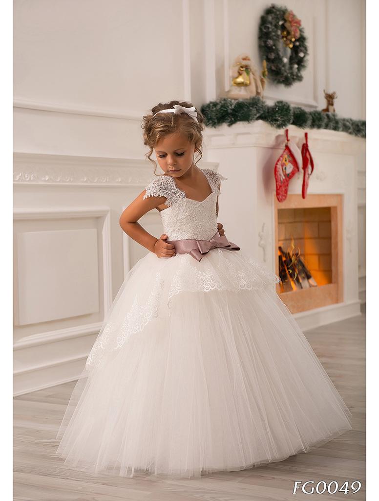Детские платья пышные картинки