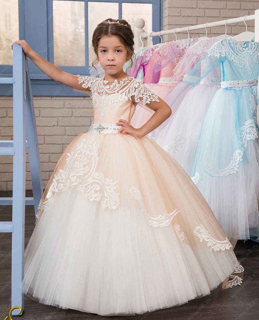 Фото бальные пышные платья