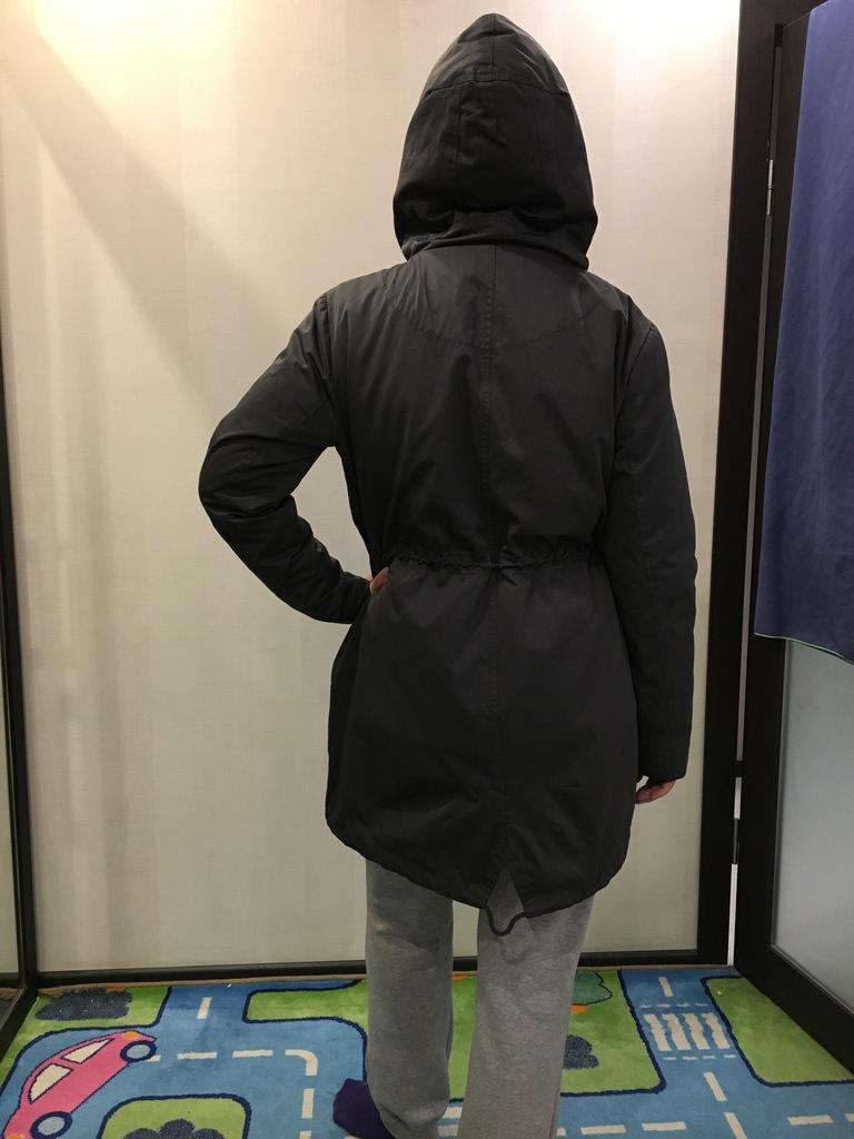 Парка куртка новая bomboogie