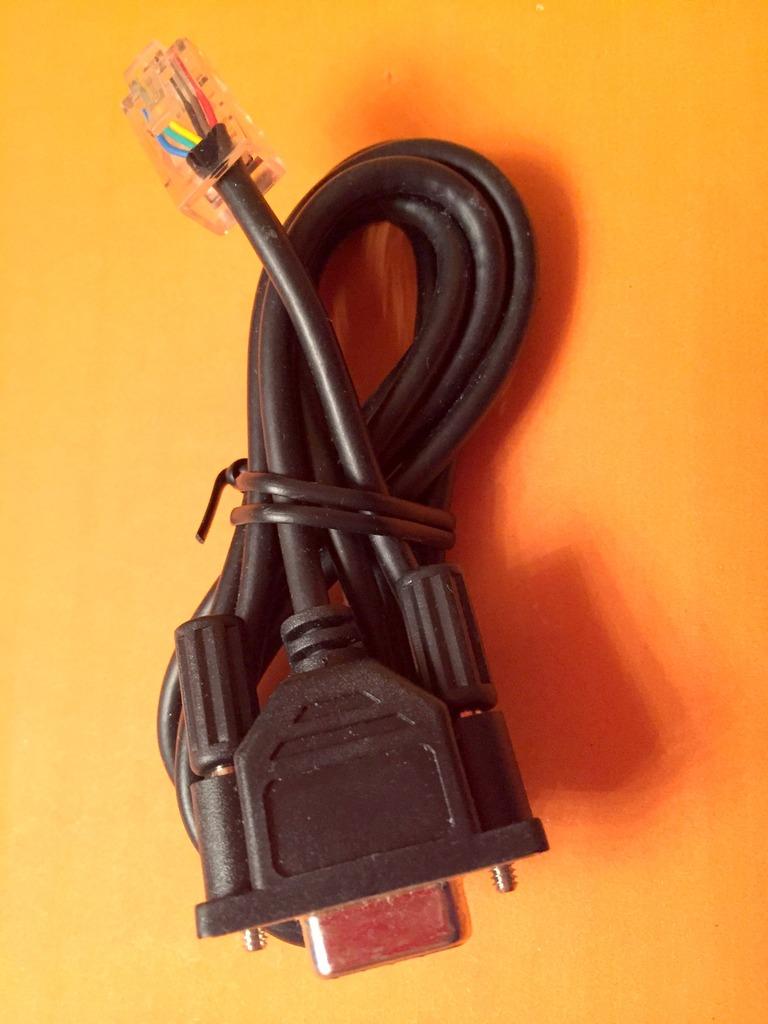 Интерфейсный кабель для подключения сканеров