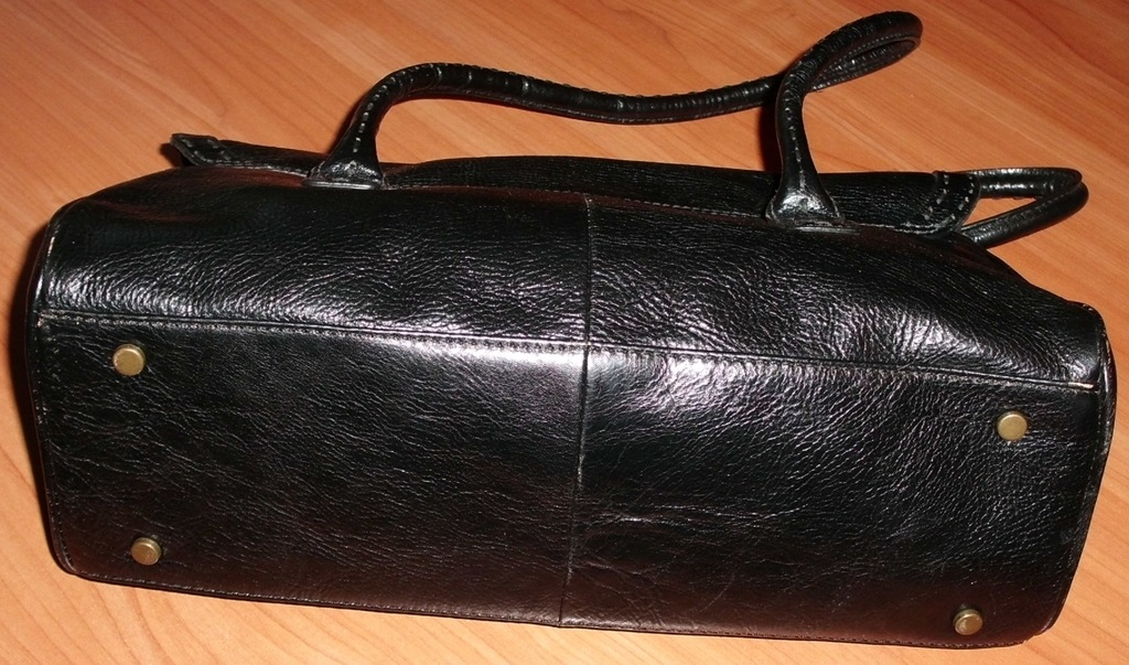 Сумка кожаная Debenhams 20x30x10 см