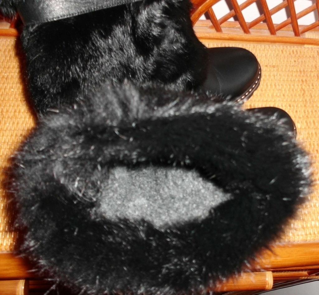 Зимние прошитые сапоги кожа мех Mankodi 41 ст.26.5
