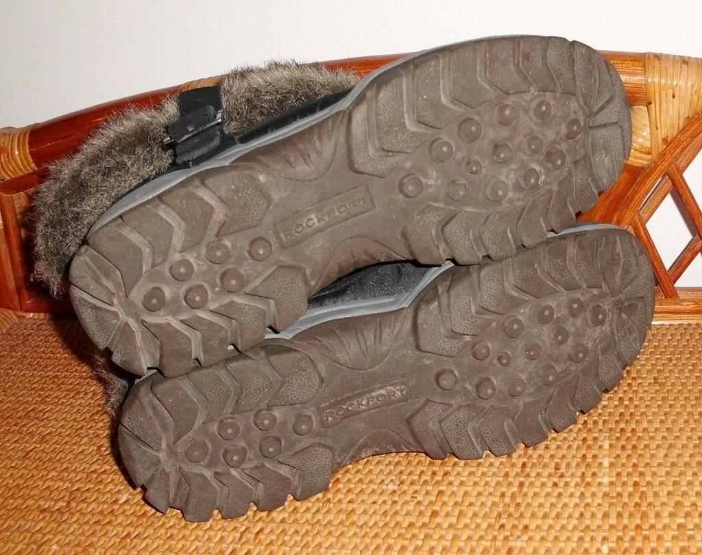 Ботинки полусапожки Rockport США р.40 ст. 26 см