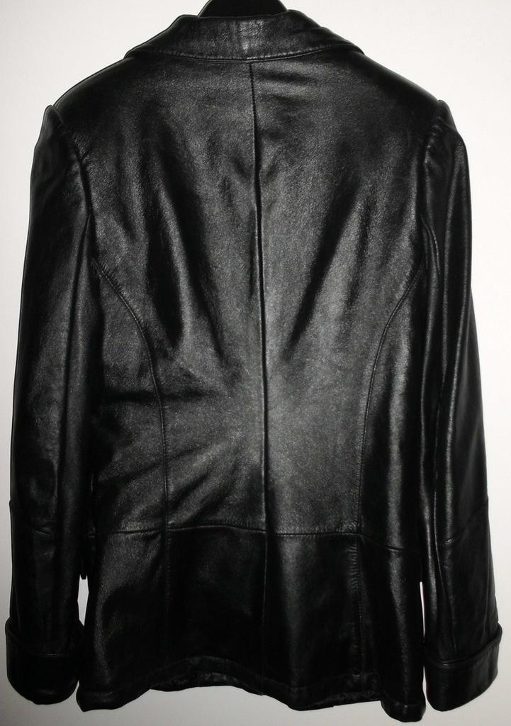 Куртка женская утепленная натуральная кожа 40-42