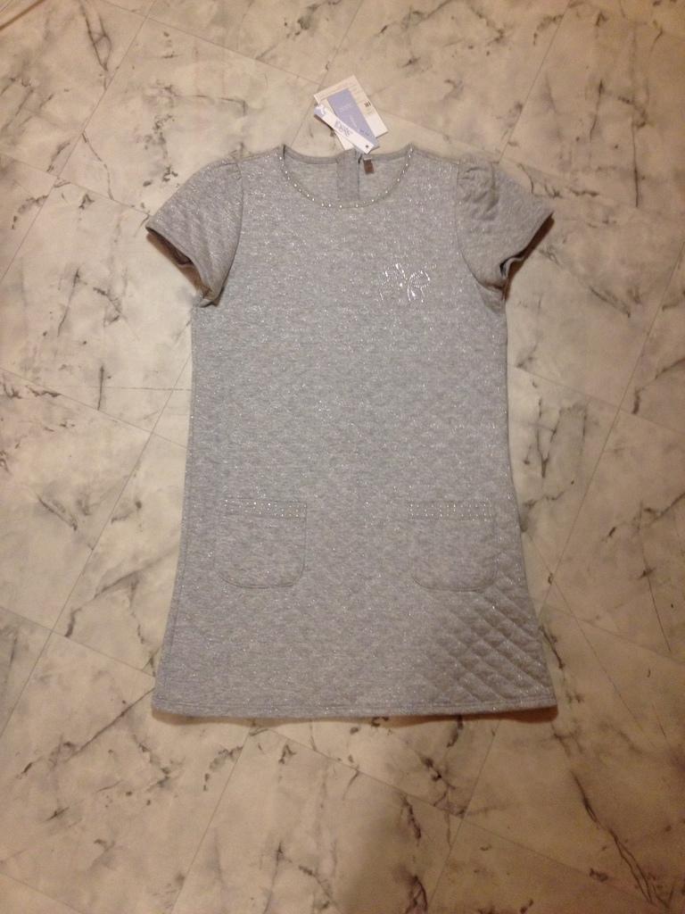 Новое платье-туника Idexe (Италия) на 10-12 лет