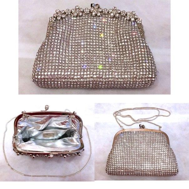 4c2cd359697b Продаю Новая вечерняя женская сумочка клатч MARIA ROSSINI в Москве -  Барахолка Бебиблога
