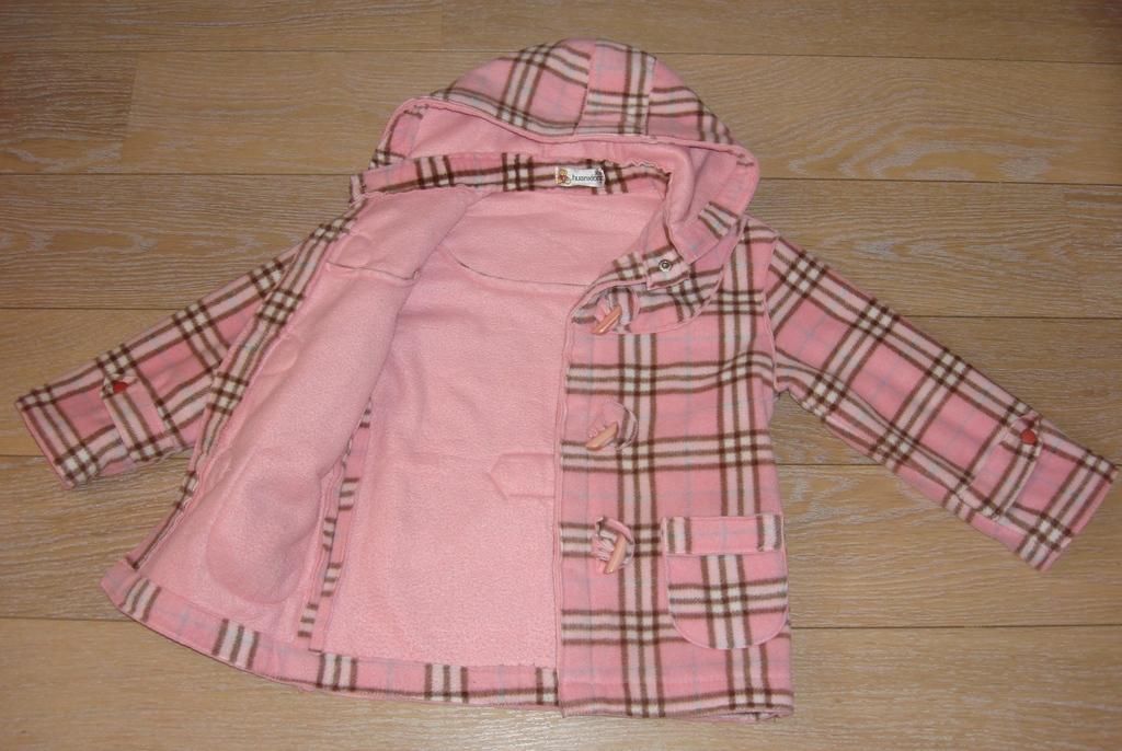 Флисовая курточка, р.130