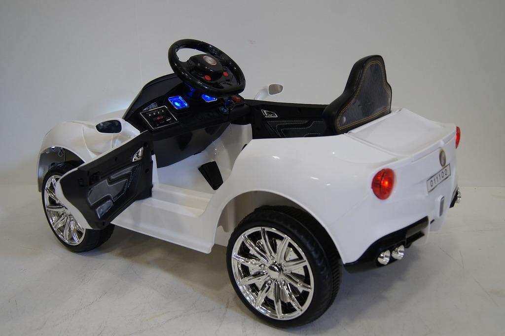 электромобиль детский с пультом bmw