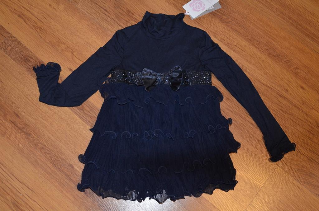 Синее платье MARIELLA BURANI размер 5 л.