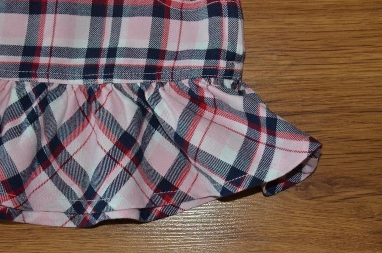 Юбка тёплая Gymboree (США) размер 3г. ( 91-100см)