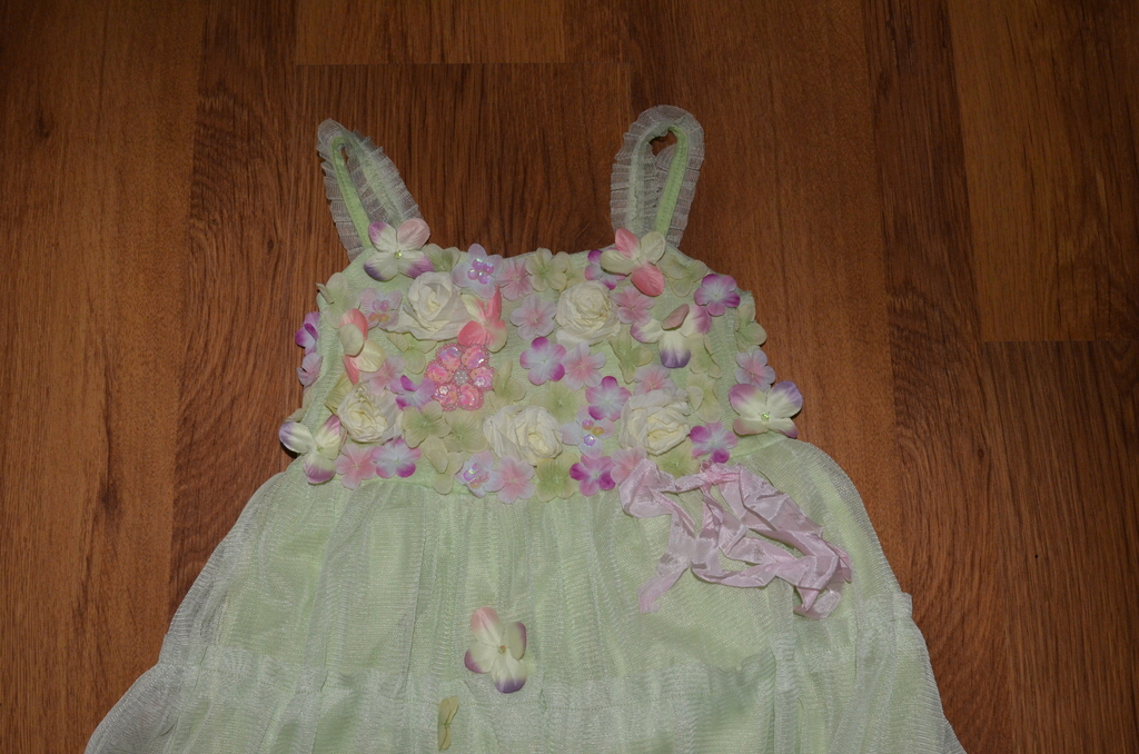 Платье \ сарафан Le Pink (США) на 4-6 лет
